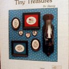 Tiny Treasures - For Sharing - EXCELLENT Cross Stitch