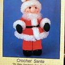 Crochet Santa - EXCELLENT Condition