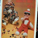 Crocheted Dolls - Volume 2 - With Sewing