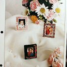 Mini Photo Frames - Plastic Canvas Pattern