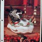 Chickadee Holder - EXCELLENT Plastic Canvas Pattern