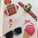Child's Accessories - Plastic Canvas Pattern