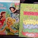 Tinkerbell Party Invitations plus BONUS - NEW/LIKE-NEW