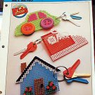 Key Rings - Especially for Kids - EXCELLENT Plastic Canvas Pattern