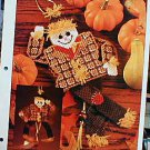 Scarecrow -  Plastic Canvas Pattern