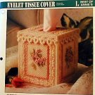 Eyelet Tissue Cover - Plastic Canvas Pattern