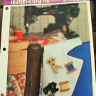 Crafter's Scatter Pins - Plastic Canvas Pattern in MINT Condition