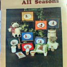 A Bear for All Seasons - Cross Stitch