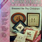 Blessed Be Thy Children - Cross Stitch in MINT Condition