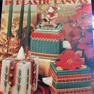 Boutiques for Christmas in Plastic Canvas