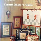 Country Bears 'n Quilts - Cross Stitch/Stencil
