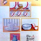 Country Cupboard - Cross Stitch in MINT Condition