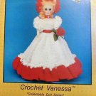 Crochet Vanessa - Collectable Doll Series - EXCELLENT Condition