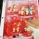 Hobby Horses - Plastic Canvas Pattern