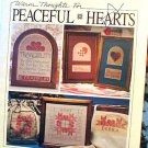 Warm Thoughts for Peaceful Hearts - Cross Stitch