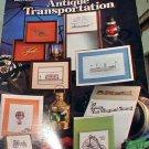 Antique Transportation - Cross Stitch