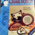 A Country Kind of Life - Cross Stitch