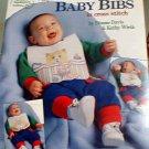 Baby Bibs in Cross Stitch - Vinyl Weave