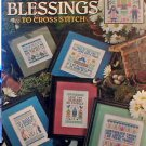 Backyard Blessings to Cross Stitch - MINT Condition