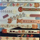 The Belt Gallery - Cross Stitch in MINT Condition