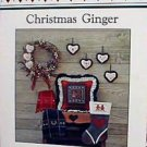 Christmas Ginger - Cross Stitch in MINT Condition