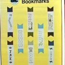 Counted Cross Stitch Bookmarks - EXCELLENT Condition