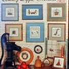 Country Apple Orchard - Cross Stitch