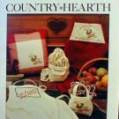 Country Hearth - Cross Stitch
