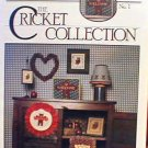The Cricket Collection - ABC & Heart Bears - Cross Stitch