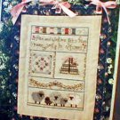 Entwined Elegance - Cross Stitch Pattern in EXCELLENT Condition