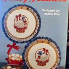 Fancy Feathers - Cross Stitch in EXCELLENT Condition