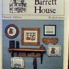Barrett House - Fifteenth Addition - Cross Stitch