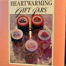Heartwarming Gift Jars - Cross Stitch in MINT Condition