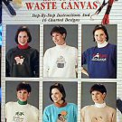 How to Use Waste Canvas - Cross Stitch in EXCELLENT Condition