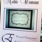 Noble Woman - Cross Stitch Pattern in EXCELLENT Condition