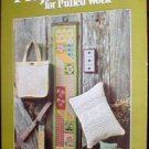Projects for Pulled Work - Needlepoint in EXCELLENT Condition