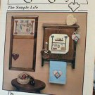 The Simple Life - Heartstrings - Cross Stitch