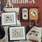 Stand Up for America - Cross Stitch