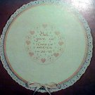 Stratford Damask Counts... - Cross Stitch in EXCELLENT Condition