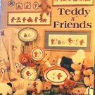 Teddy n' Friends - Cross Stitch by Dale Burdett