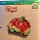 Harvest Fridgie - NEW Plastic Canvas Pattern