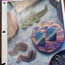 Metallic Jewelry - Plastic Canvas Pattern