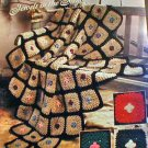 Jewels in the Sand - Afghan Collector's Series - Crochet Pattern