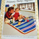 Primary Baby Afghan - Vanna White