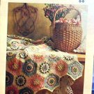 Pretty Pastel Afghan - Crochet Pattern - Marshall Cavendish Limited