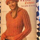 Bernat - Trend Zone for Girls & Teens - Knit and Crochet
