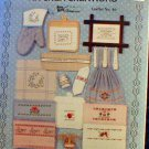 Kitchen Creations - EXCELLENT Cross Stitch