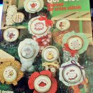 Jar Lids - Charted for Cross Stitch - FREE BONUS PATTERNS