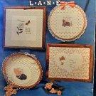 Quiet Moments on Country Lane - Cross Stitch