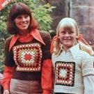 Grannies - Crochet